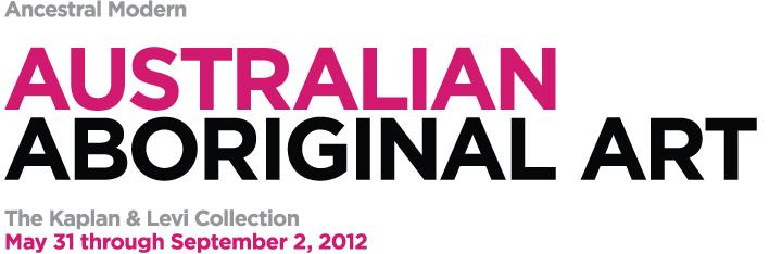 Sam Ancestral Modern Australian Aboriginal Art Exhibit