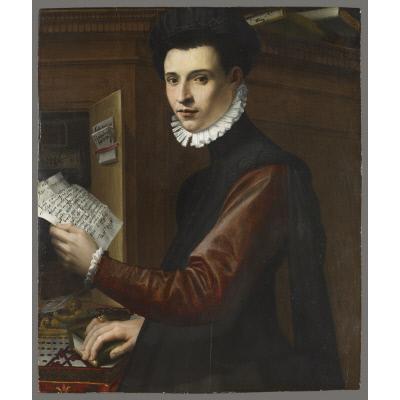 Portrait of Bartolomeo Sirigatti