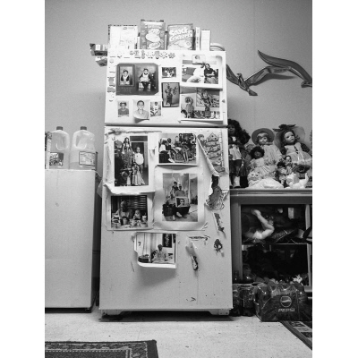 Grandma Ruby's Refrigerator