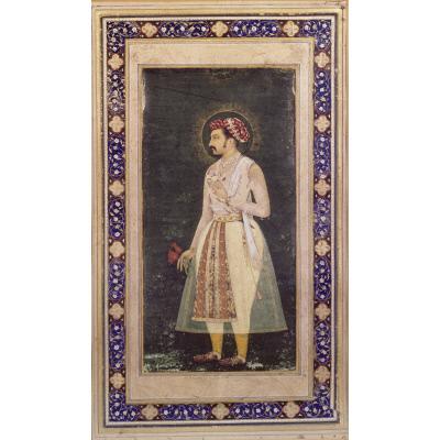 Portrait of Prince Khurram (Shah Jahan)