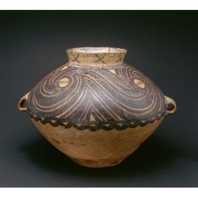 Banshan-type urn