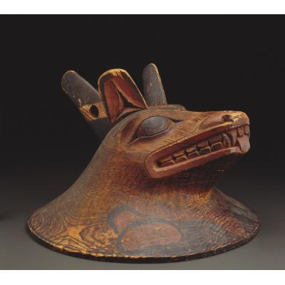 Sea Bear Crest hat (Tsa.an Xuu.ujee Dajangee)