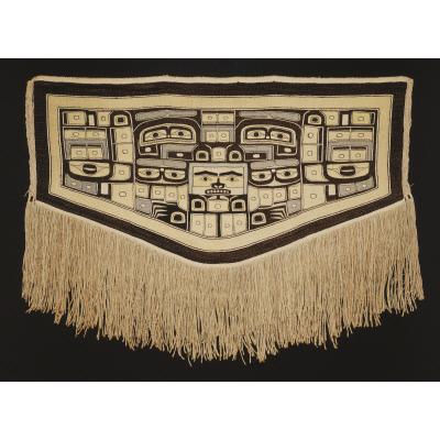 Naaxein (Chilkat robe)