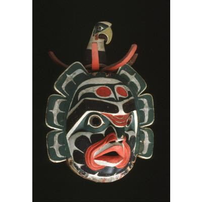 Hamane'kwíla Kálxasamí (Nightmare-Bringer-Nest mask)