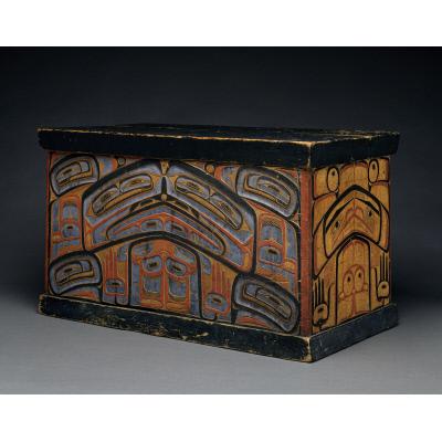 Bent-corner chest