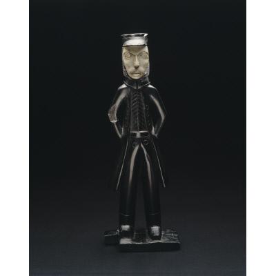 Argillite Sea Captain Figure