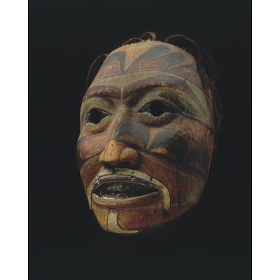Niijaang.u (portrait mask)