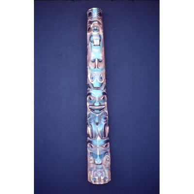 Model Totem Pole