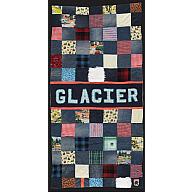 A-side: G L A C I E R; B-side: Glacier National Park (Pendleton Park Series)