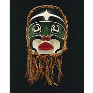 Mama'yutlamalagaml (Atlak'im Woman Giving Birth mask)